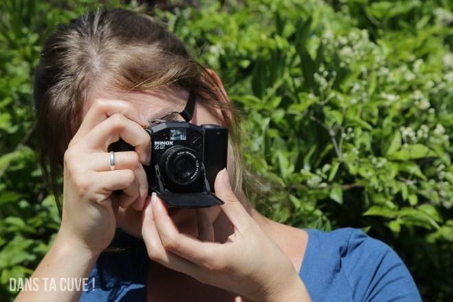 Petites mains, petit appareil photo !