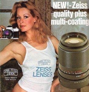 Publicité Zeiss