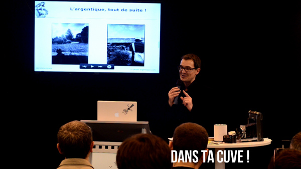 Alexis parlant de Henri Cartier-Bresson