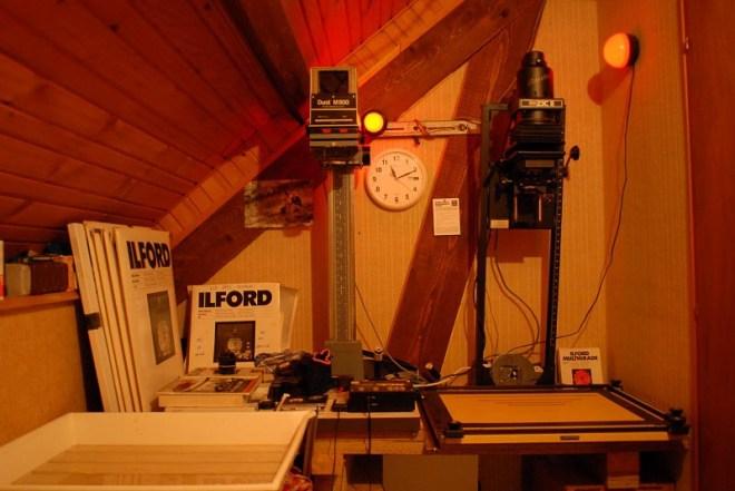 Le laboratoire de Florent Cardinaux
