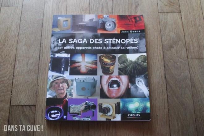 """La saga des sténopés"" de John Evans"