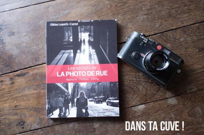 Eyrolles - Les secrets de la photo de rue