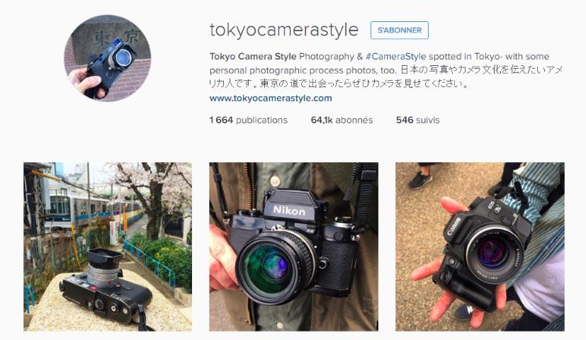 Instagram - @tokyocamerastyle