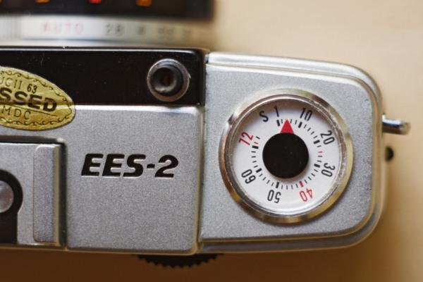 Olympus Pen EES-2 - Crédit Photo : Benjamin Larderet