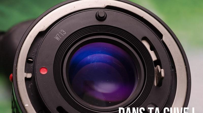 Canon FD 50mm 1:1.8