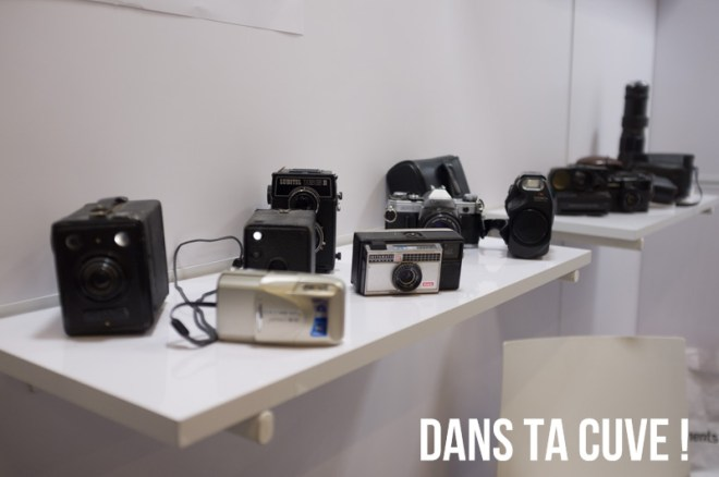 Quelques pépites argentiques sur le stand de Nation Photo