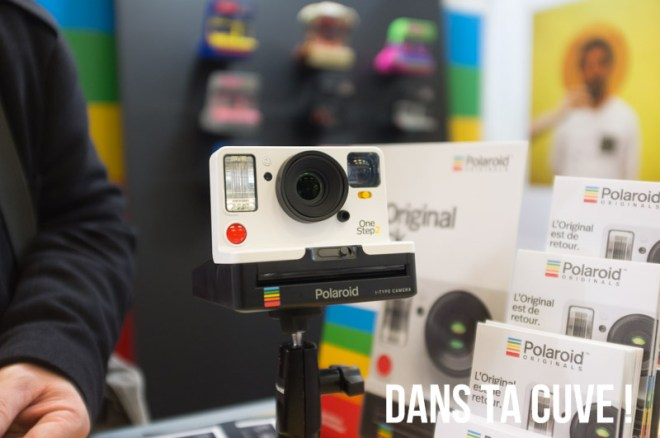 Polaroid Originals : Le nouveau One Step