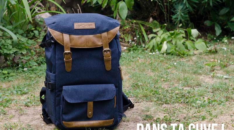 Test : Sac Backpack de K&F Concept
