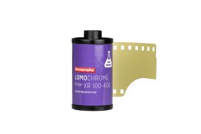 Test : Pellicule LomoChrome Purple XR 100-400