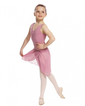 Capezio CAD800C CHIFFON WRAP SKIRT wikkel rokje ballet