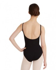 Capezio CC101 Princess Camisole balletpakje BLK rug