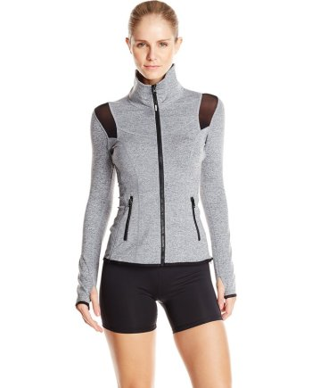 Capezio 10675W Convertible panel jacket vest