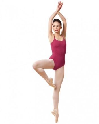 Capezio BD101 balletpakje met X cross straps