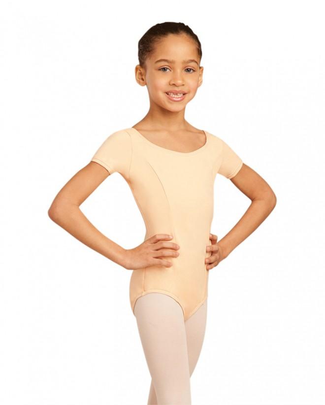 Capezio MC400C balletpakje cap sleeve