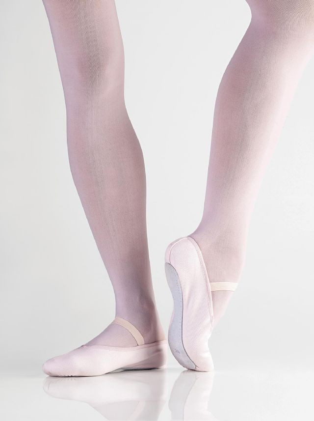 So Danca BAE24 balletschoentje canvas met doorlopende zool