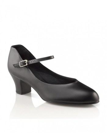 Capezio 550 caractère schoen jr. footlight
