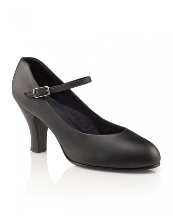 Capezio 656 theatrical footlight caractère schoenen