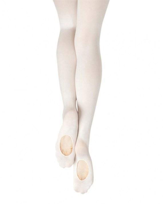 Capezio V1883 balletpanty convertible panty baletpanty Capeio V1883C