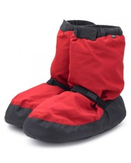 Bootie boots rood