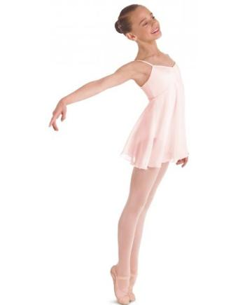 Bloch CL7047 pink balletpakje