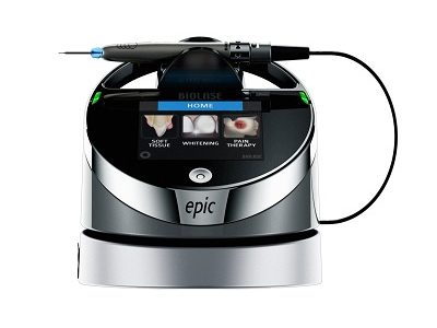 india's 1st soft tissue dental laser (epic 10)