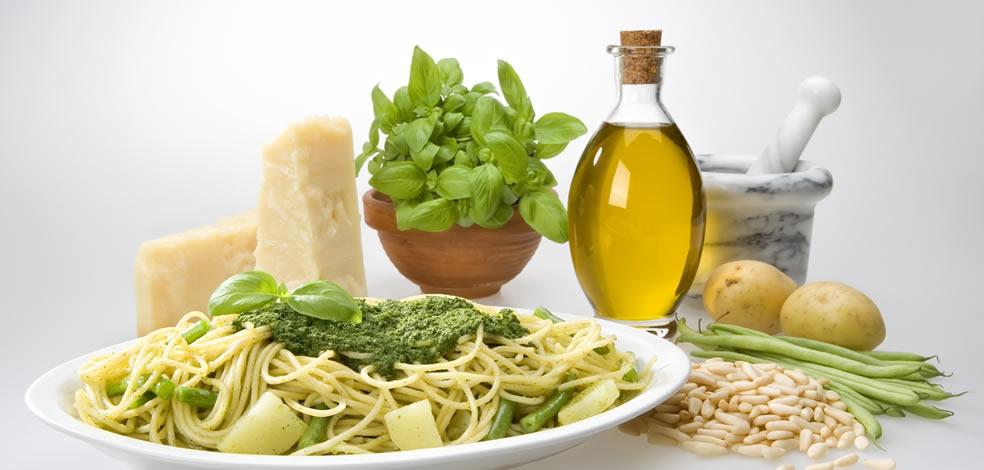La cucina ligure  Dante Alighieri Cph