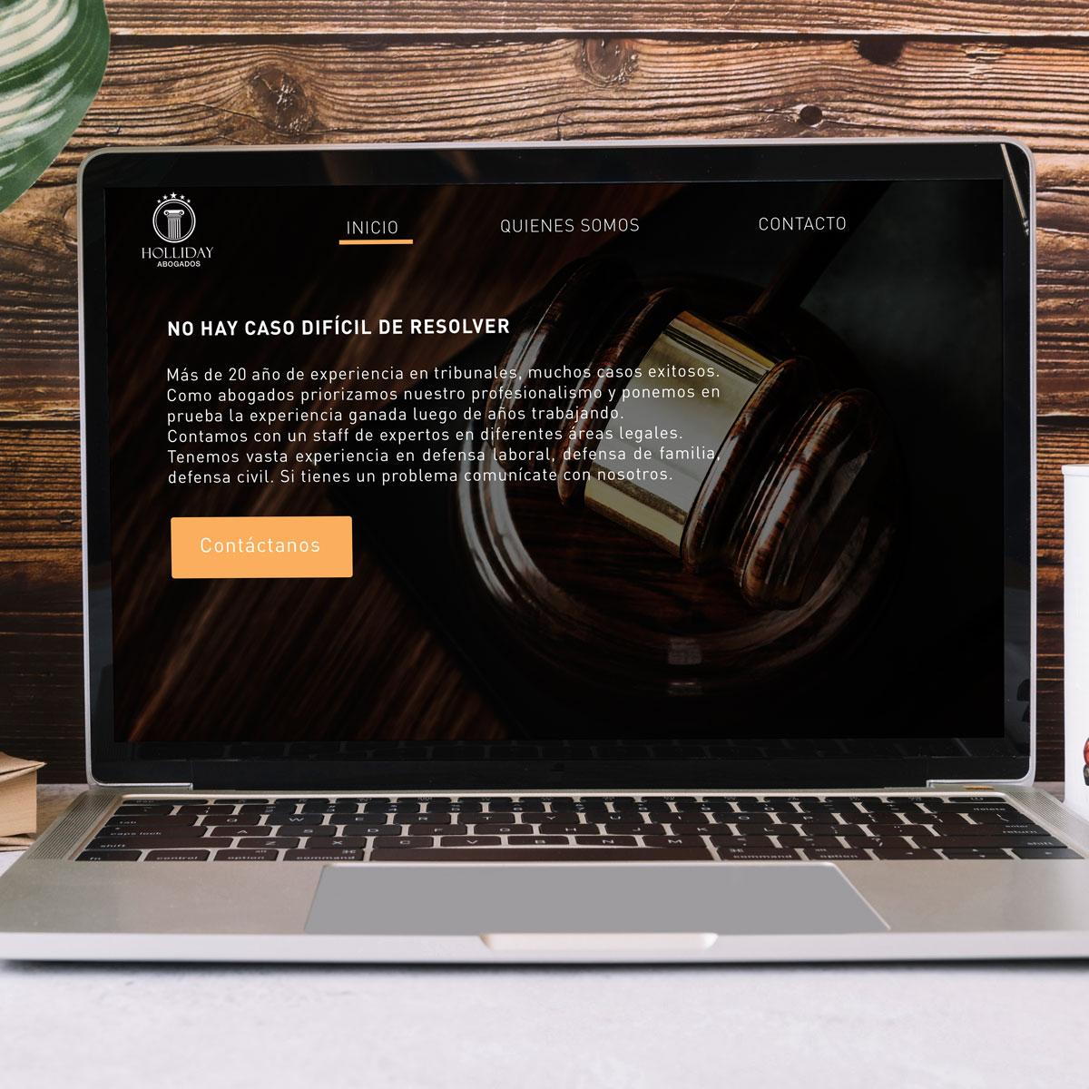 diseño web bien hecho