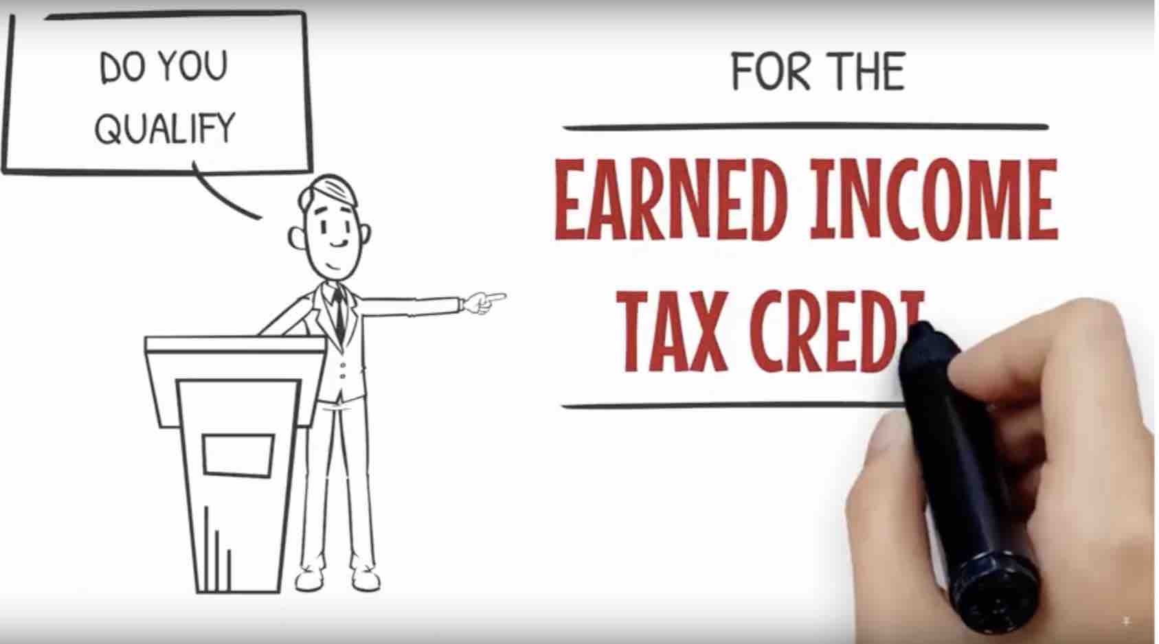 Irs Earned Income Tax Credit Table