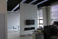 Commercial Exterior Decorative Modern 3D Wall Panels High ...