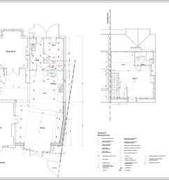mechanical and electrical floor plan planning application wimbledon united kingdom  [ 4961 x 3508 Pixel ]