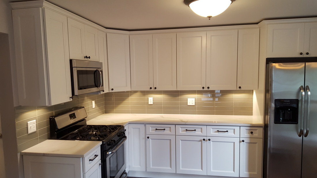 Forevermark Uptown White  Danvoy Group LLC  Kitchen