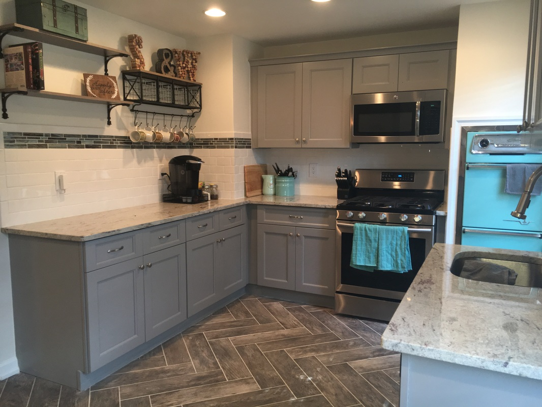 Nexus Slate  Danvoy Group LLC  Kitchen Cabinets NJ