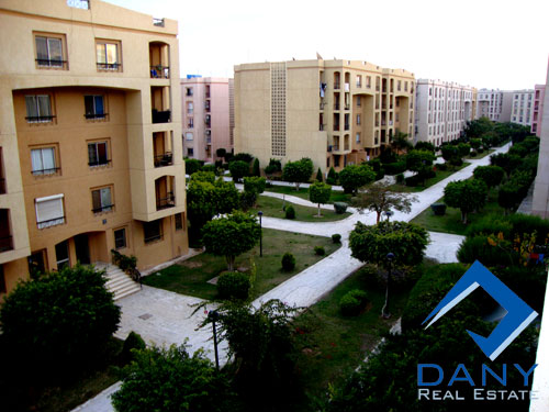 Apartment For Semi Furnished In Al Rehab City