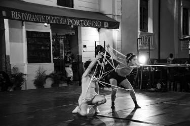 Cucas y tijeras/Fotografía: Manuel Vega