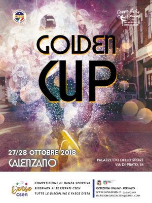 1 Ottobre Golden CUP