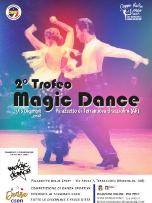 3 Dicembre 2 trofeo magic dance