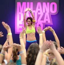 Fiera MILANO DANZA EXPO