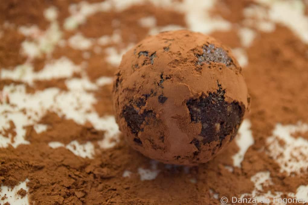 trufas 4 Trufas de chocolate