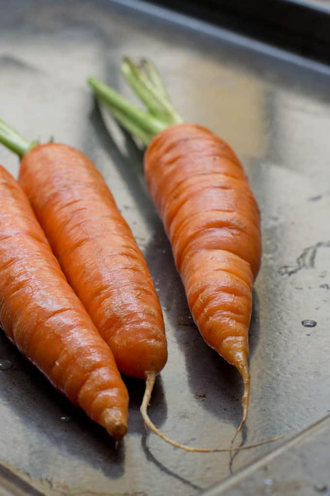 ingredientes queso vegano zanahorias danzadefogones.com