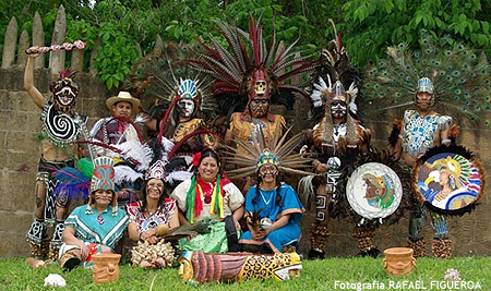 Danza Azteca Quetzalcoatl