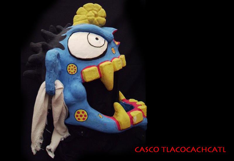 Tlacocachcatl-Helmet