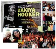 Dan Zemelman on tour with Zakiyah Hooker in Argentina