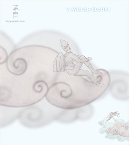 A Million Clouds - Environmental Game