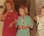 Christmas in the '60s Taylor, Me and Dana
