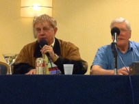 Gallifrey One 2013 - Companion Panel - With Frazer Hines and Peter Purves