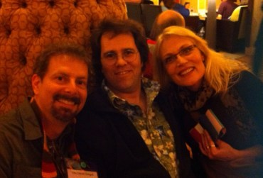 Gallifrey One 2013 - With Vito and Gene Smith