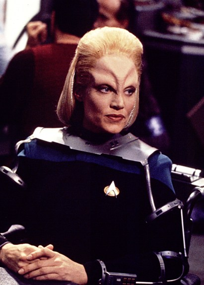 """Star Trek: DS9"" - ""Melora"""