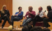 ICON New York - 2012 - Paul McGann, Frazer Hines, Colin Spall and Ken Deep