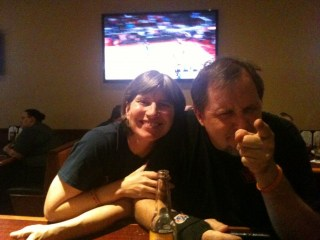 Jennifer Lowden and Mark Guindon Love you guys!