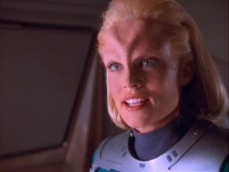 """Star Trek - DS9"" - ""Melora"""